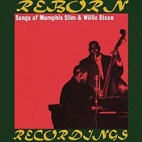 Přední strana obalu CD Songs of Memphis Slim and Willie Dixon (HD Remastered)