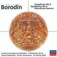 London Symphony Orchestra, Jean Martinon, Sir Georg Solti, Ernest Ansermet – Borodin: Symphonies Nos.2 & 3; Overture & Polovtsian Dances (Prnce Igor)