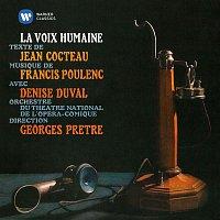 Georges Pretre – Poulenc: La Voix humaine – CD