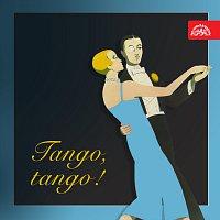 Přední strana obalu CD Tango, tango!