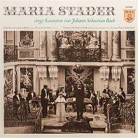 Orchester der Bruhler Schlosskonzerte, Helmut Muller-Bruhl – Maria Stader singt Kantaten von Johann Sebastian Bach