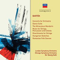 Sir Georg Solti, London Symphony Orchestra, Chicago Symphony Orchestra – Bartok: Orchestral Works