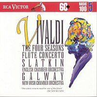 Leonard Slatkin, José-Luis Garcia, Anthony Halstead, Antonio Vivaldi – Vivaldi: Four Seasons, Basic 100 Vol.5