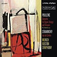 Charles Munch, Francis Poulenc – Poulenc: Organ Concerto & Stravinsky: Jeu de cartes