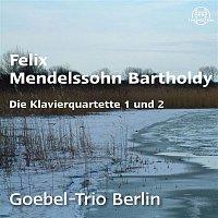 Goebel-Trio Berlin, Horst Gobel – Mendelssohn: Die Klavierquartette Op. 1 und 2