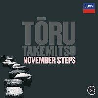 Nobuko Imai, Roger Woodward, Saito Kinen Orchestra, Seiji Ozawa – Toru Takemitsu: November Steps; Viola Concerto; Corona