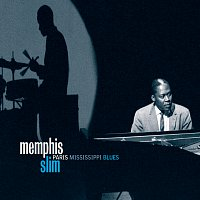 Přední strana obalu CD Paris Mississippi Blues