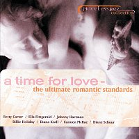 Různí interpreti – Priceless Jazz 31: A Time For Love - The Ultimate Romantic Standards