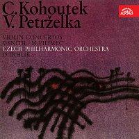 Česká filharmonie/Otakar Trhlík – Kohoutek, Petrželka: Koncerty pro housle a orchestr