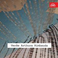 Přední strana obalu CD Verše Arthura Rimbauda