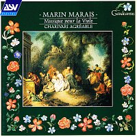 Přední strana obalu CD Marais: Musique pour la Viole
