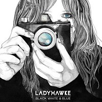 Ladyhawke – Black White & Blue