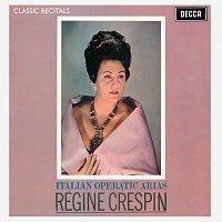 Přední strana obalu CD Régine Crespin : Classic Recital