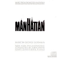 Zubin Mehta, New York Philharmonic Orchestra, George Gershwin – Manhattan:  Original Motion Picture Soundtrack
