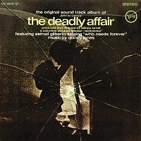 Přední strana obalu CD The Deadly Affair [Original Motion Picture Soundtrack]