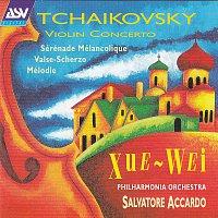 Xue- Wei, Philharmonia Orchestra, Salvatore Accardo – Tchaikovsky: Violin Concerto; Sérénade Mélancolique; Valse-Scherzo; Mélodie