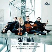 Smetana: Smyčcové kvartety č. 1 e moll & č. 2 d moll