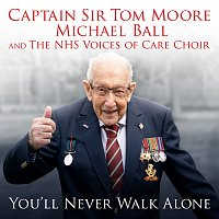 Michael Ball, Captain Tom Moore, The NHS Voices of Care Choir – You'll Never Walk Alone [NHS Charity Single]