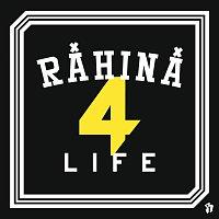 Přední strana obalu CD Rahina 4 Life