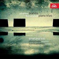 Přední strana obalu CD Brahms: Klavírní tria - komplet