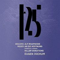 Munchner Philharmoniker & Eugen Jochum – Brahms: Alto Rhapsody - Reger: An die Hoffnung, Reger: Hiller Variations & Fugue (Live)