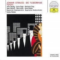 Přední strana obalu CD Johann Strauss: Die Fledermaus (Highlights)