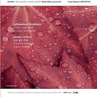 Isaac Stern – Brahms: Violin Concerto D major op. 77, Concerto for Violin & Cello a minor op. 102