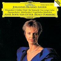Anne Sofie von Otter, Bengt Forsberg, Nils-Erik Sparf – Brahms: Lieder