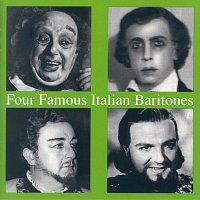 Mariano Stabile, Carlo Tagliabue, Antenore Reali, Paolo Silveri – Four Famous Italian Baritones