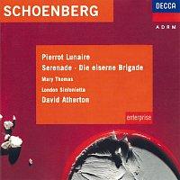 Mary Thomas, John Shirley-Quirk, London Sinfonietta, David Atherton – Schoenberg: Pierrot Lunaire / Serenade