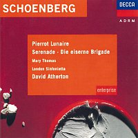 Mary Thomas, John Shirley-Quirk, London Sinfonietta, David Atherton – Schoenberg: Pierrot Lunaire / Serenade
