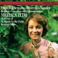 Michala Petri, Academy of St. Martin in the Fields, Kenneth Sillito – Italian Recorder Concertos