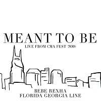 Florida Georgia Line, Bebe Rexha – Meant To Be [Live From CMA Fest 2018]