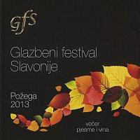 Různí interpreti – Title: Glazbeni festival Slavonije Požega 2013 - Artist: Razni izvođači