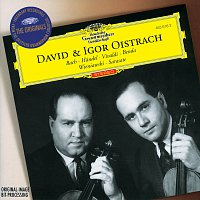 David Oistrakh, Igor Oistrakh, Wladimir Yampolsky, Hans Pirschner – Vivaldi: L'estro armonico Opus 3: Concerto No.8 in A minor R522