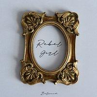 Přední strana obalu CD Rebel Girl