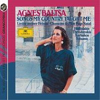 Agnes Baltsa, Athens Experimental Orchestra, Stavros Xarhakos, Kostas Papadopoulos – Songs my country taught me