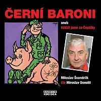 Miroslav Donutil – Švandrlík: Černí baroni CD-MP3