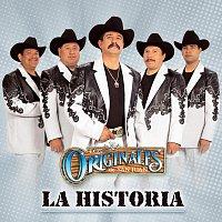 Přední strana obalu CD La Historia