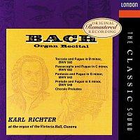 Karl Richter – Bach, J.S.: Organ Recital