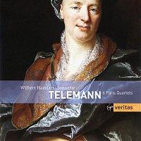 Wilbert Hazelzet, Trio Sonnerie – Telemann - The Paris Quartets