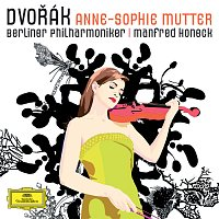 Anne-Sophie Mutter, Berliner Philharmoniker, Manfred Honeck – Dvořák