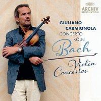 Giuliano Carmignola, Concerto Koln – Bach: Violin Concertos