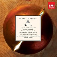King's College Choir, Cambridge, Sinfonia Of London, Stephen Cleobury – Rutter: Requiem