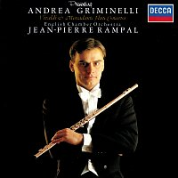 Andrea Griminelli, English Chamber Orchestra, Jean-Pierre Rampal – Vivaldi: Flute Concertos Op.10 Nos. 1-3 / Mercadante: Flute Concertos in D major and E minor