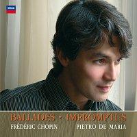 Přední strana obalu CD Chopin: Ballades, Impromptus