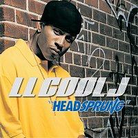 Přední strana obalu CD Headsprung