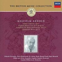 Různí interpreti – Arnold: Guitar Concerto; English Dances; Symphony for Brass, etc.