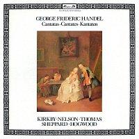 Emma Kirkby, Judith Nelson, David Thomas, Patrizia Kwella, Susan Sheppard – Handel: Italian Cantatas; The Alchemist
