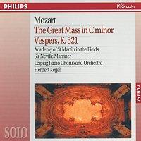 Margaret Marshall, Felicity Palmer, Anthony Rolfe Johnson, Gwynne Howell – Mozart: The Great Mass in C Minor; Vesper K.321